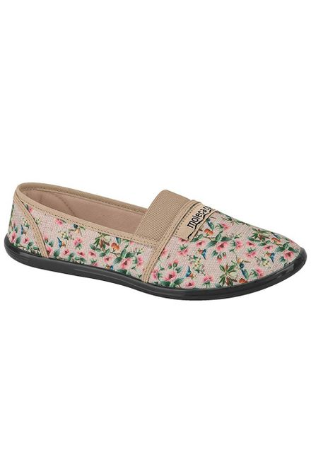 Sapatilha-Feminina-Moleca-Tecido-Floral