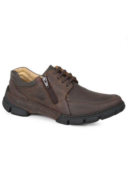 Sapato-Conforto-Masculino-Leve-Comfort-Ziper