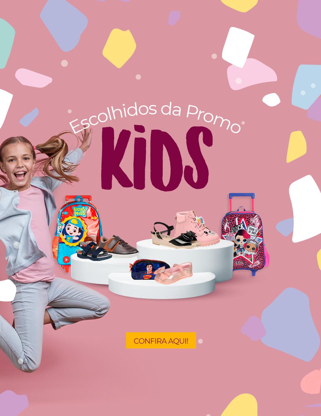 Escolhidos da Promo Kids