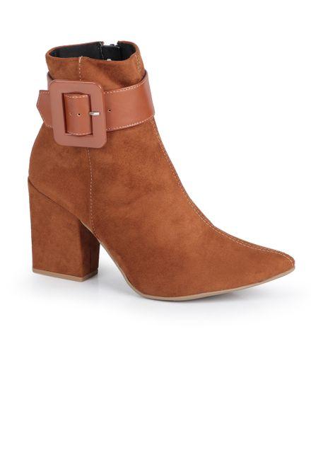 Ankle-Boots-Feminina-Offline-Fivela