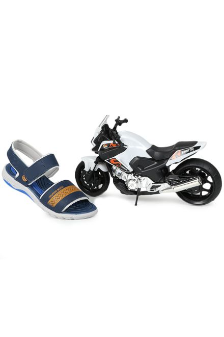 Sandalia-Infantil-Kidy-Wave-Velcro
