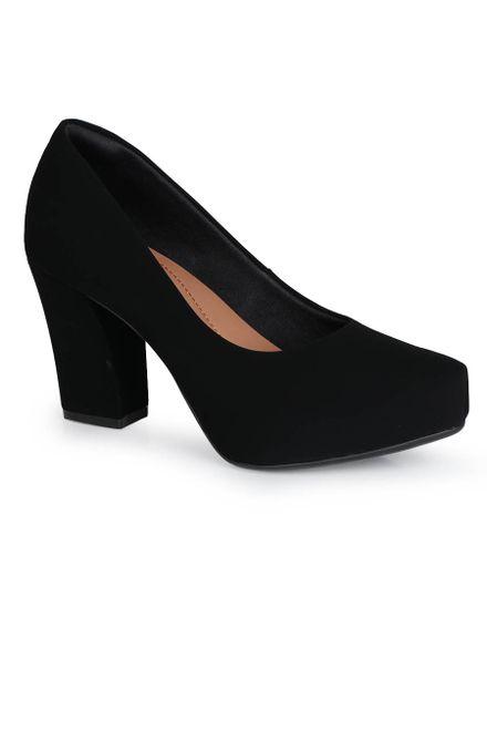 Sapato-Feminino-Salto-Grosso-Bebece-Meia-Pata
