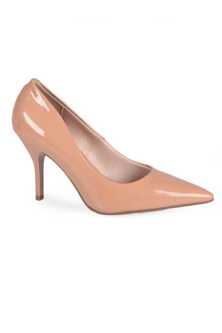 Sapato-Scarpin-Feminino-Conforto-Beira-Rio-Envernizado