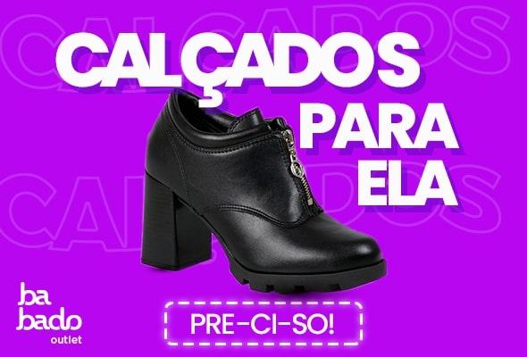 C1: CALÇADOS PARA ELA