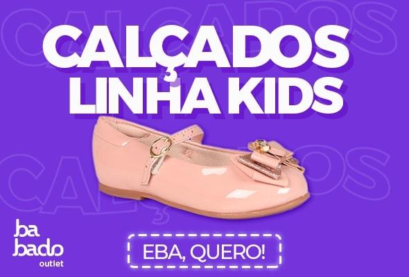 C3: CALÇADOS KIDS
