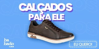 C2: CALÇADOS PARA ELE