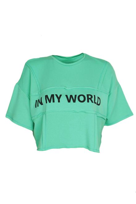 Camiseta-Feminina-Arrazantty-In-My-Wordl