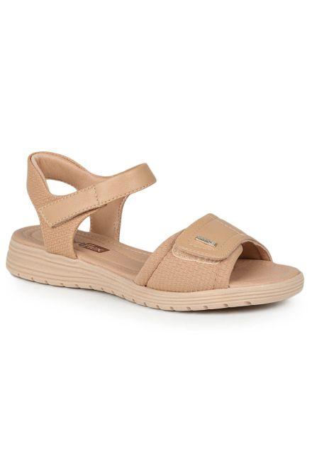 Sandalia-Anabela-Feminino-Comfortflex-Duplo-Velcro