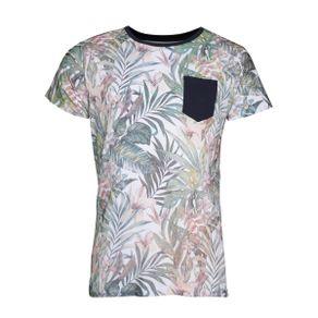 Camiseta-Masculina-Detrick-Folhagem-Bolso-Frontal