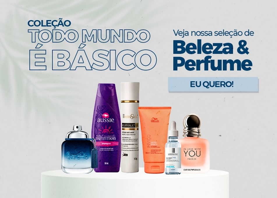 Linha D: Todo Mundo é Básico Perfume