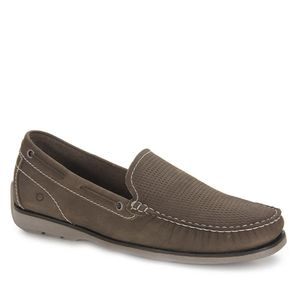 Sapato-Mocassim-Masculino-Democrata-Texturizado