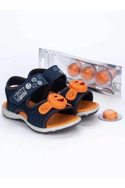 Sandalia-Infantil-Kidy-Repelente-Flex
