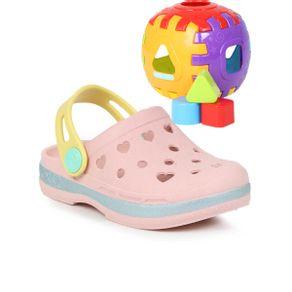 Sandalia-Clog-Infantil-Mar-e-Cor-Cores