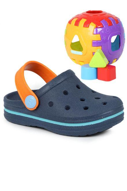 Sandalia-Clog-Infantil-Mar-e-Cor-Basica