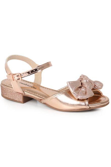 Sandalia-Rasteira-Infantil-Molekinha-Mini-Fivela-Glitter