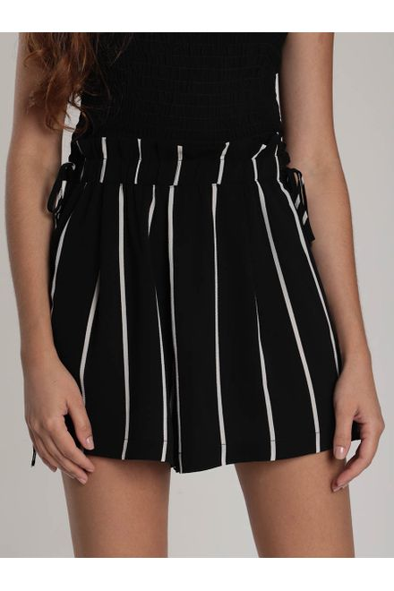 Shorts-Feminino-Facinelli-Listrado