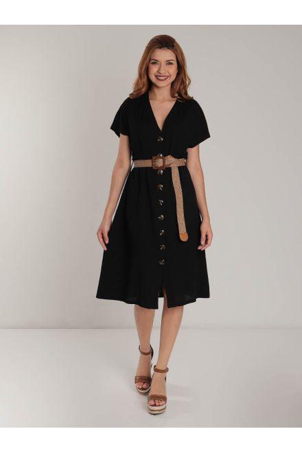 Vestido-Feminino-Facinelli-Botoes