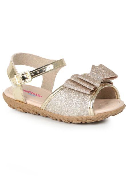 Sandalia-Rasteira-Infantil-Molekinha-Shine-Glitter