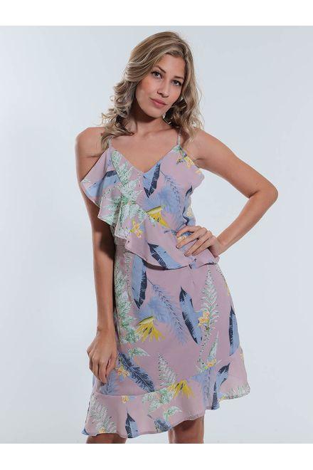 Vestido-Feminino-Lily-Fashion-Babados
