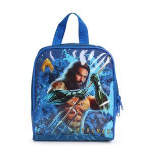 Lancheira-Infantil-Luxcel-Aquaman