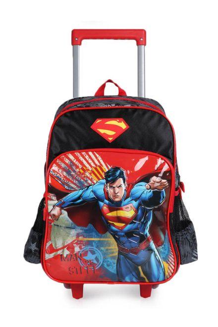 Mochilete-Infantil-Luxcel-Superman