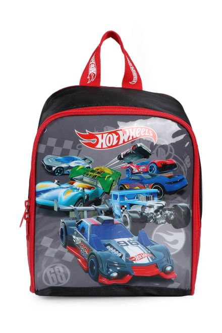 Lancheira-Infantil-Luxcel-Hot-Wheels