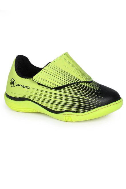Chuteira-Futsal-Infantil-Molekinho-Velcro