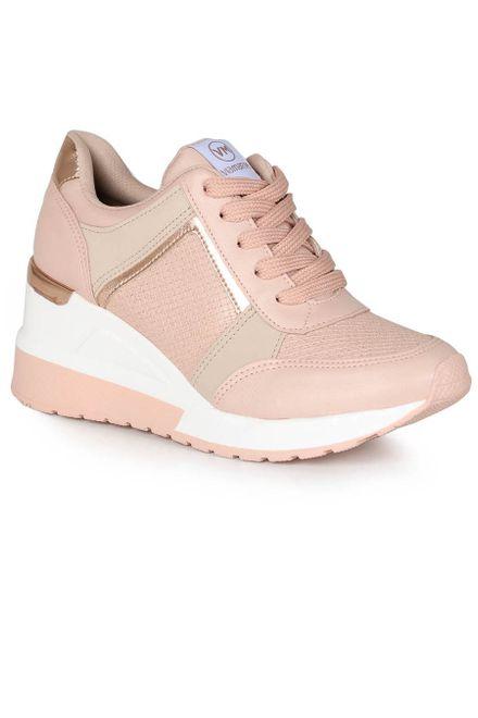 Tenis-Sneaker-Feminino-Via-Marte-Recorte-Metalizado