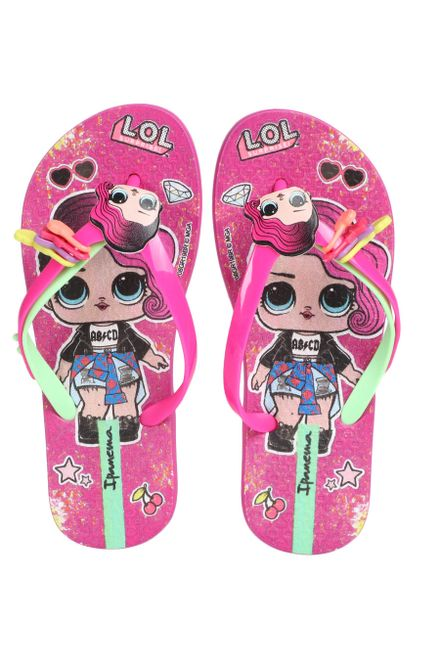 Chinelo-Infantil-Ipanema-Lol-Surprise-II