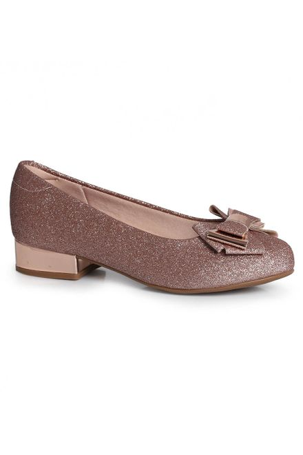 Sapato-Infantil-Molekinha-Glitter