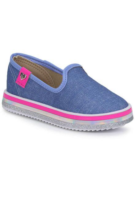 Slip-On-Infantil-Molekinha-Jeans