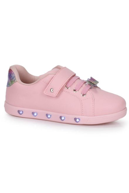 Tenis-Infantil-Pampili-Sneaker-com-Luz-Elastico