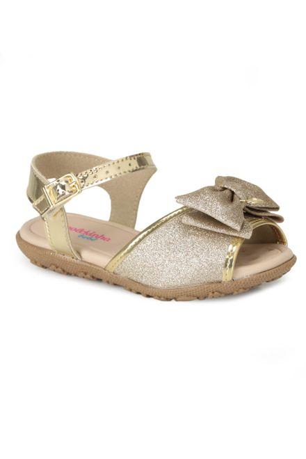 Sandalia-Rasteira-Infantil-Molekinha-Laco-Fios-Lurex