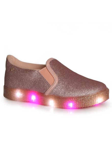 Slip-On-Infantil-Pampili-Glitter