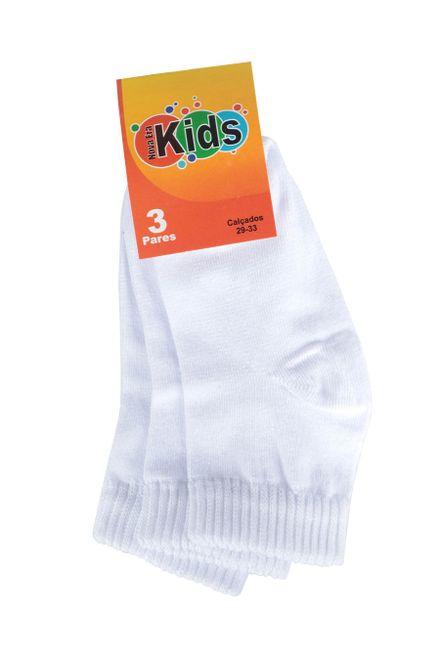 Kit-de-Meia-Infantil-Acessorios-Passarela-Kids-com-3-Unidades