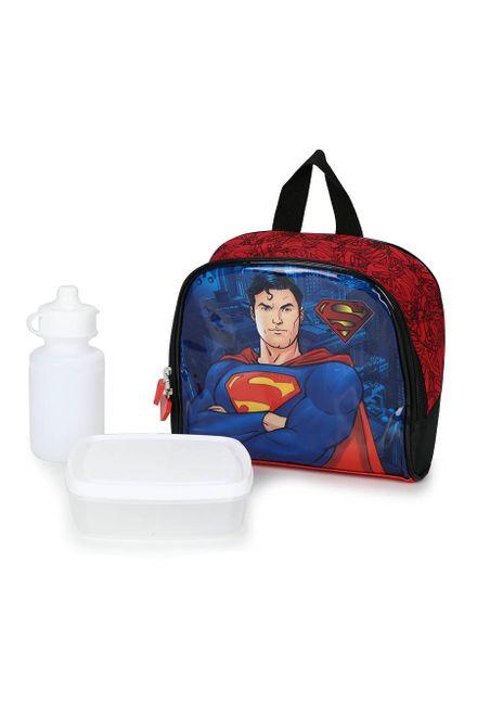 Lancheira-Infantil-Luxcel-Super-Homem