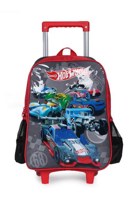 Mochilete-Infantil-Luxcel-Hot-Wheels