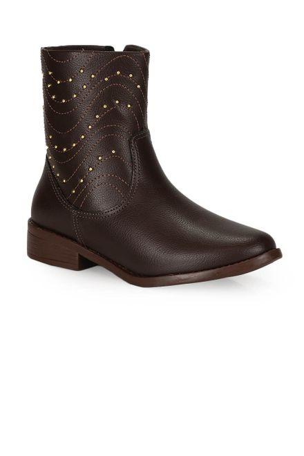 Ankle-Boots-Infantil-Pampili-Safira-Bolinhas-Metalizadas
