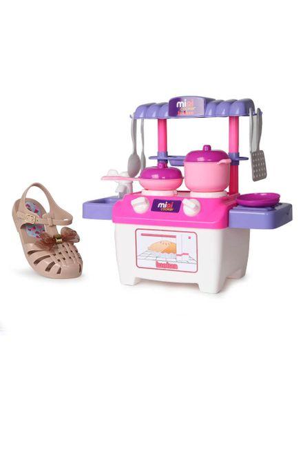 Sandalia-Infantil-Luelua-Laco