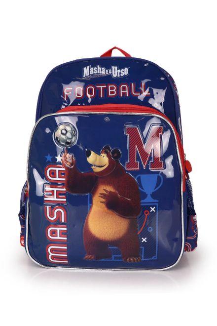 Mochila-Infantil-Luxcel-Masha-e-o-Urso