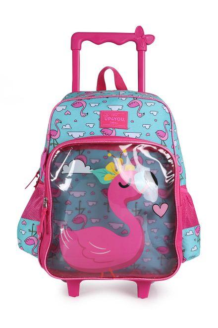 Mochilete-Infantil-UP4YOU-Flamingos