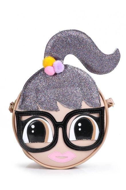 Bolsa-Transversal-Infantil-Garotas-Brilhantes-Glitter