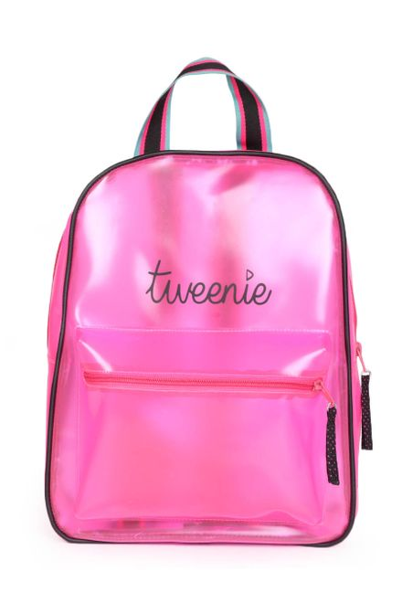 Mochila-Infantil-Tweenie-Transparente