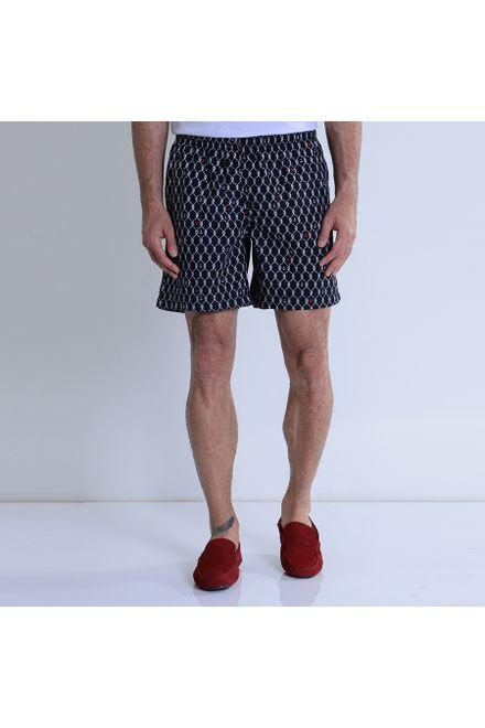 Shorts-Masculino-Yachtmaster-Estampado
