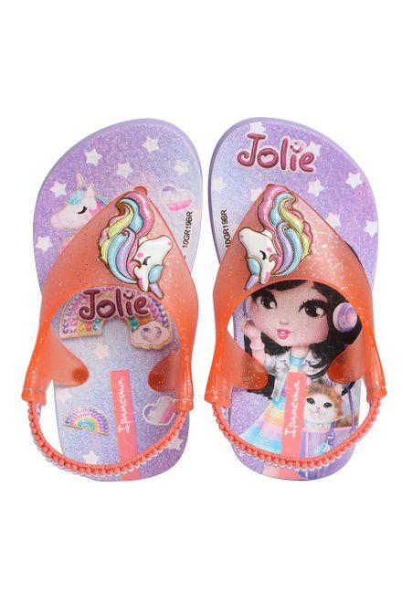 Chinelo-Infantil-Ipanema-Jolie-Aplicacao