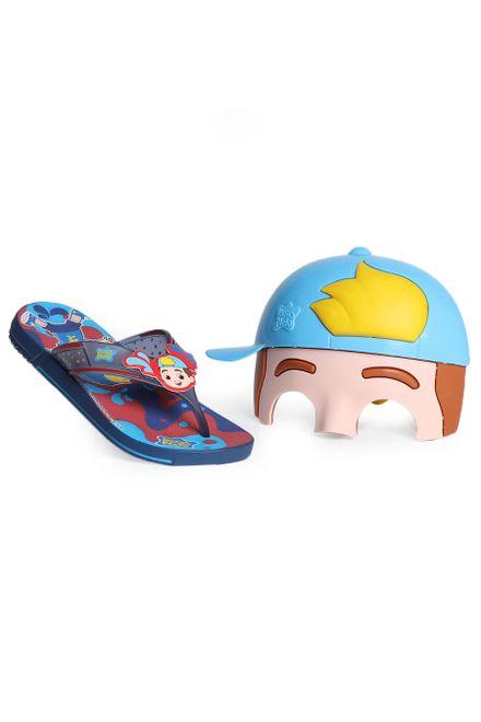 Chinelo-Infantil-Grendene-Luccas-Neto-Mask-Super-Flop