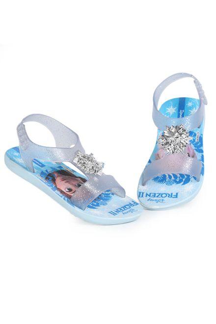 Sandalia-Infantil-Ipanema-Frozen-Glitter-Injetado