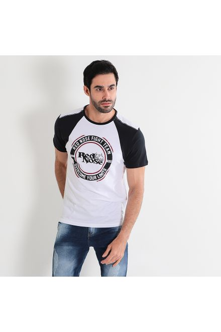 Camiseta-Masculina-Red-Nose-Raglam