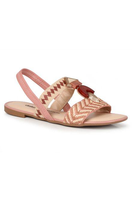 Sandalia-Rasteira-Feminina-Dakota-Tiras-Texturizadas