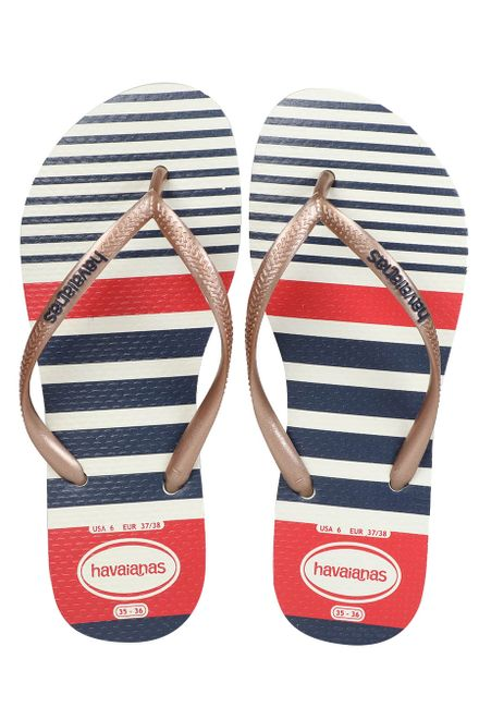 Chinelo-Feminino-Havaianas-Slim-Nautical-Estampas-Variadas-